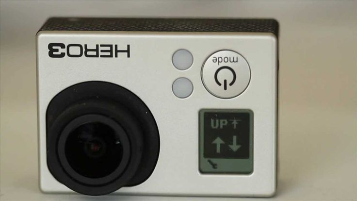 Tip #161 GoPro Hero3 - How to set up the UPSIDE DOWN mode