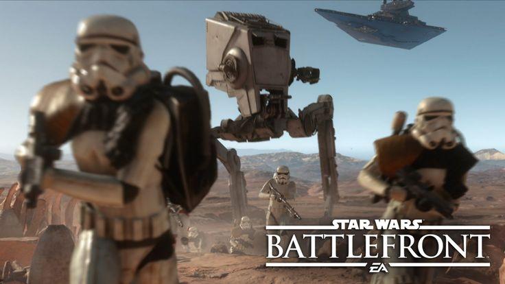 #StarWars #Battlefront