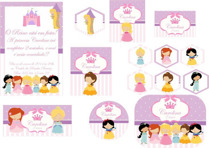 princesas disney cute - Buscar con Google