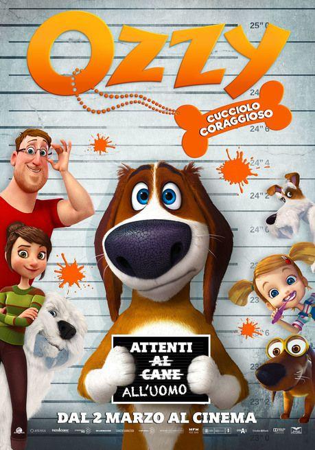 Ozzy cucciolo coraggioso Spagna, Canada: 2016 Genere: Animazione Durata: 90' Regia: Alberto Rodriguez (II), Nacho La Casa.  Ozzy, un simpatico