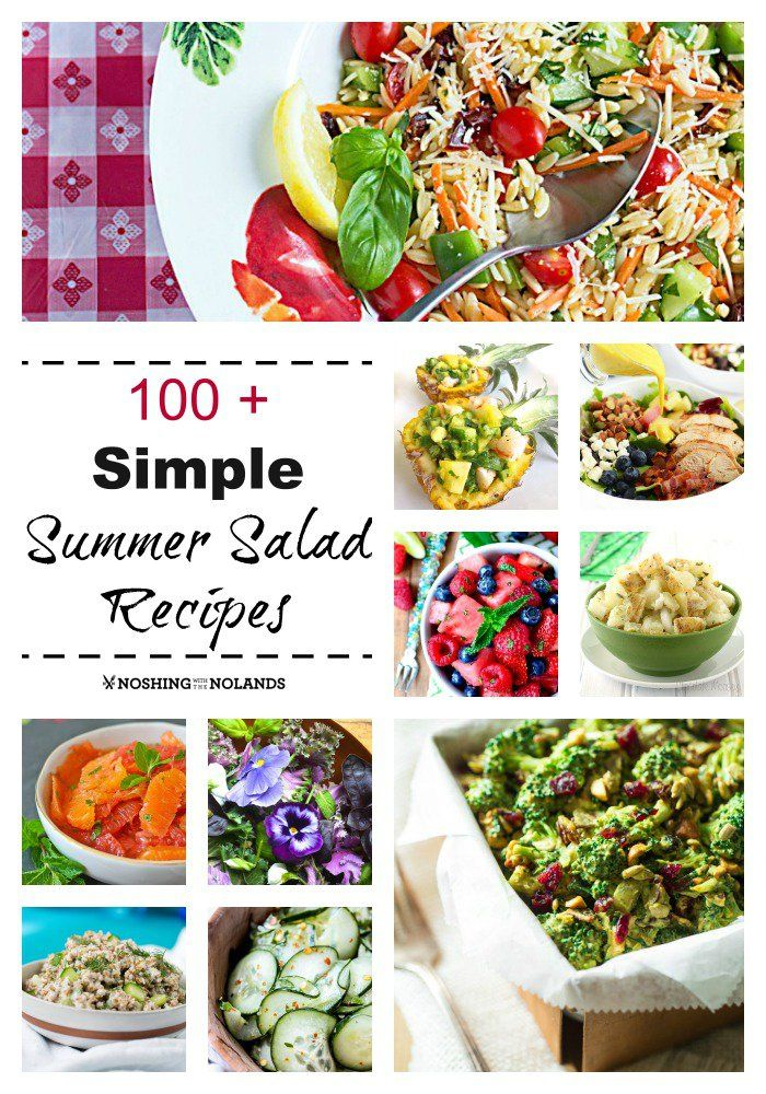 265 best images about delicious dining on pinterest for Easy salad ideas for bbq