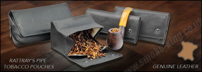 Rattray's Pipe Tobacco Pouches