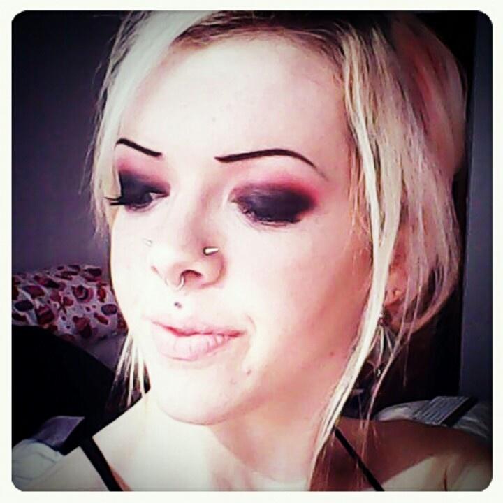 #Gothic#Makeup#MissE