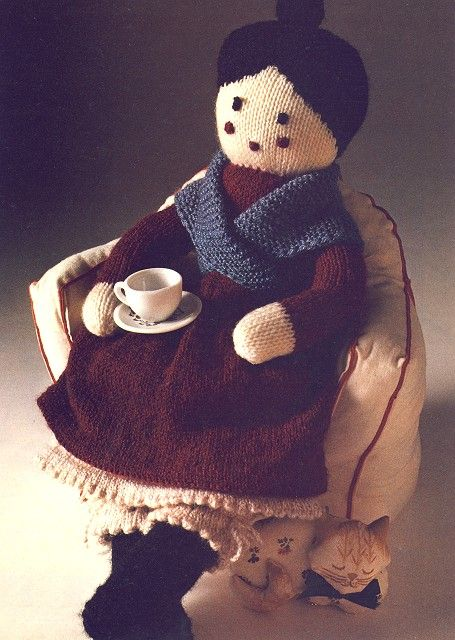 grandmotherdoll2 free pattern