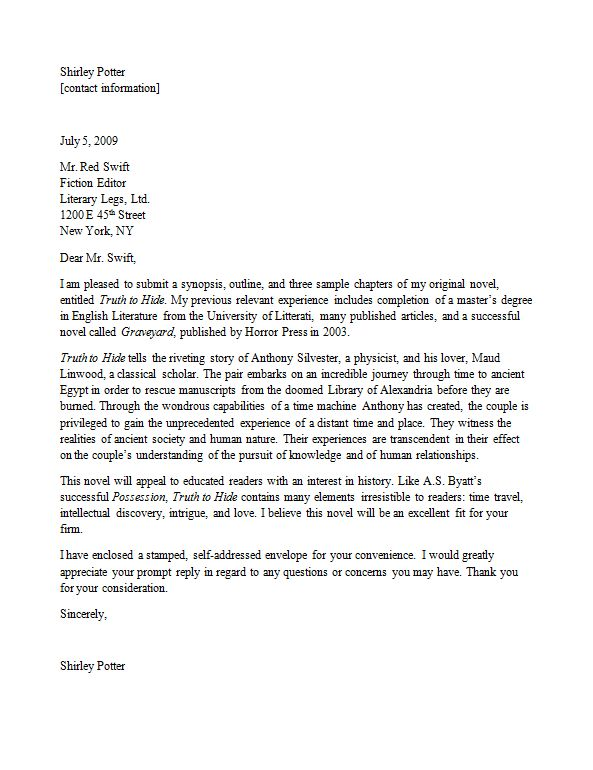 how to write a query letter | All About Writing | Pinterest ...