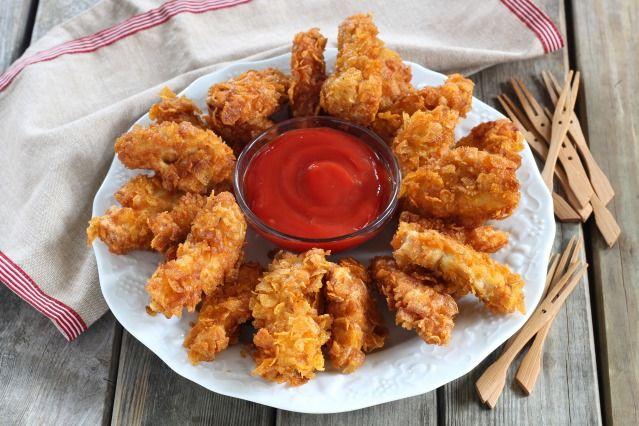 Poulet maison façon KFC - Diaporama 750 grammes