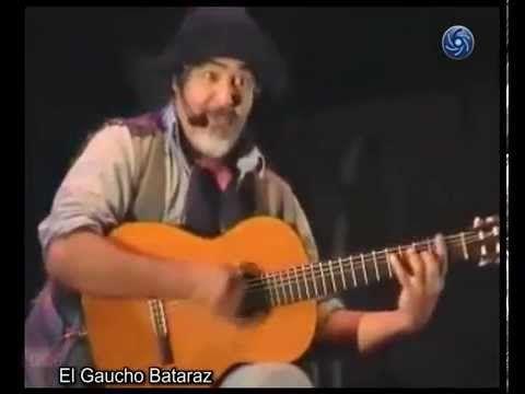 El Gaucho Bataraz: Humor de campo y chiste Entrerriano.