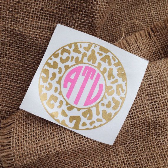 Cheap Monogrammed Car Tags