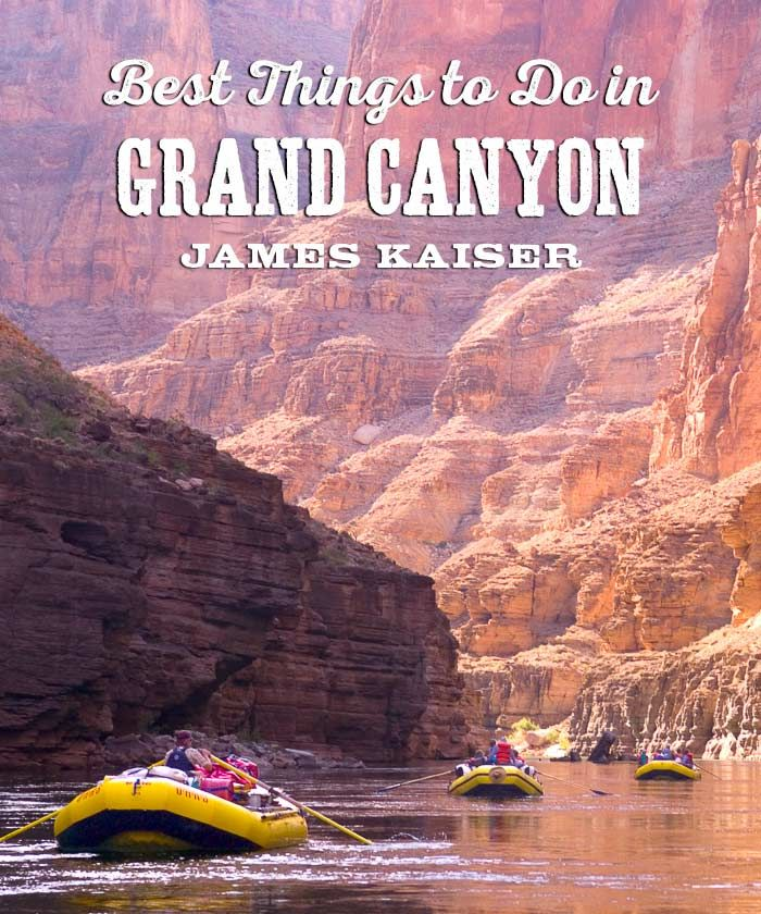 Best Things to Do in Grand Canyon