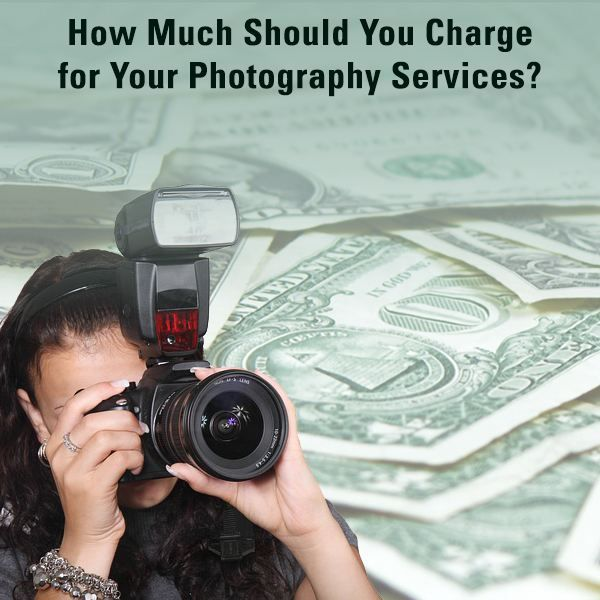 When determining how much you should charge for your photography services, start by calculating your base rate. This article explains how to do just that... and more.