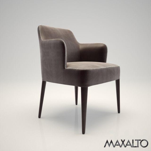 Maxalto Febo 2015 armchair