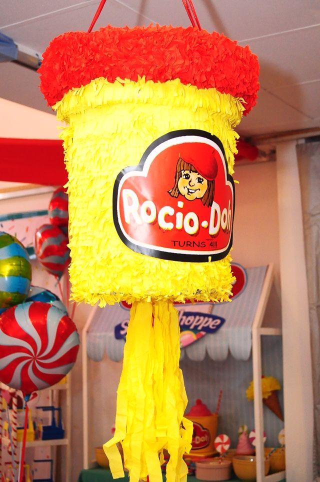Rocio's Play-Doh Sweet Shoppe Themed Party – 4th Birthday - Party Doll Manila