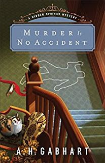 C Jane Read     : Murder is No Accident by A.H. Gabhart