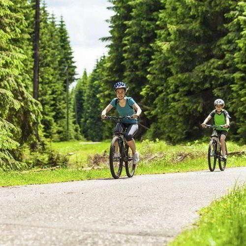 Kudy z nudy - Vltavská cyklostezka - ze Šumavy k Mělníku