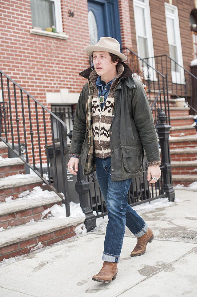 Cowboy in the City feat. Alex Crawford