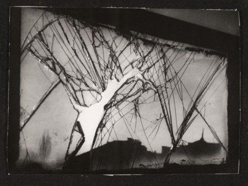 Broken Glassby Edward Hartwig, c. 1980.