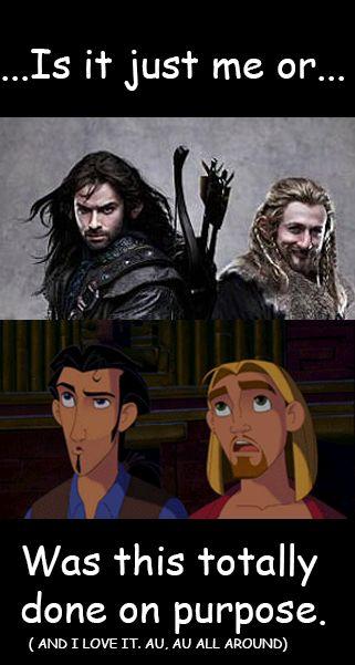 bilbo fili kili   fili kili fili and kili the hobbit dwarves miguel the road to el ...