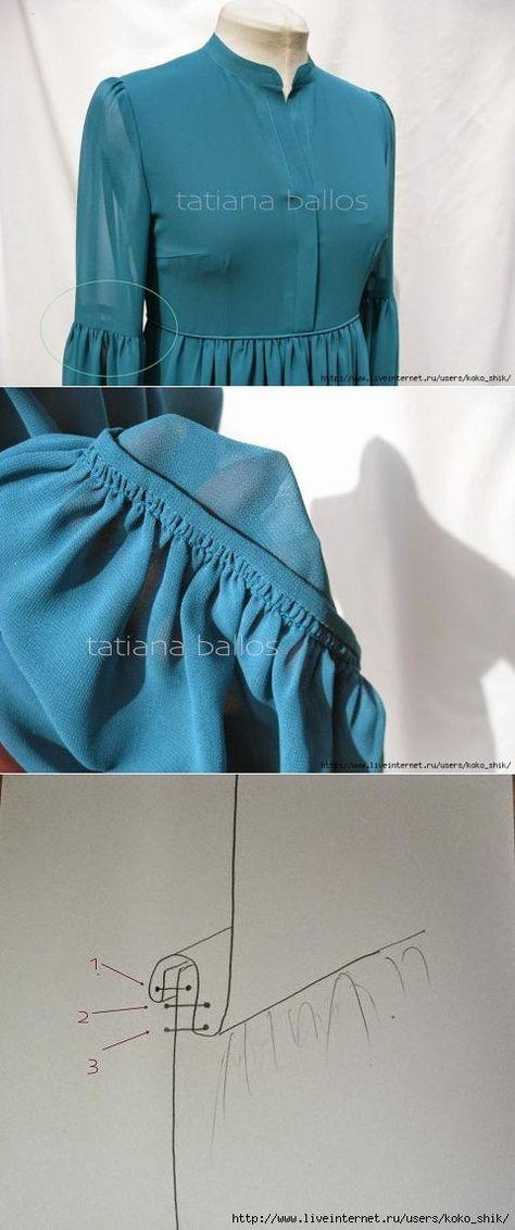 Шитье - технология шитья - Соединение двух деталей с одновременным окантовыванием швов