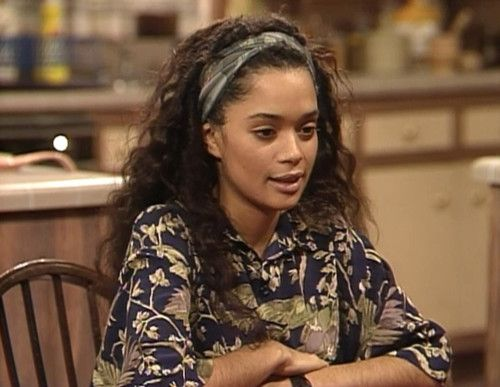 Lisa Bonet - The Cosby Show