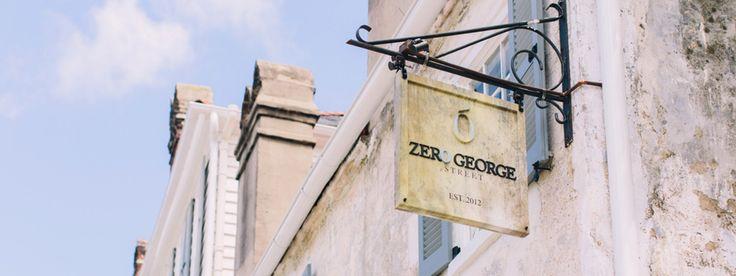 Zero George – Charleston – USA