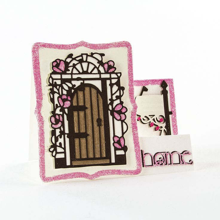 Card Making Inspiration Ideas Part - 27: Home Rococo - New Home Door - 1296E · Card Making InspirationTonic ...