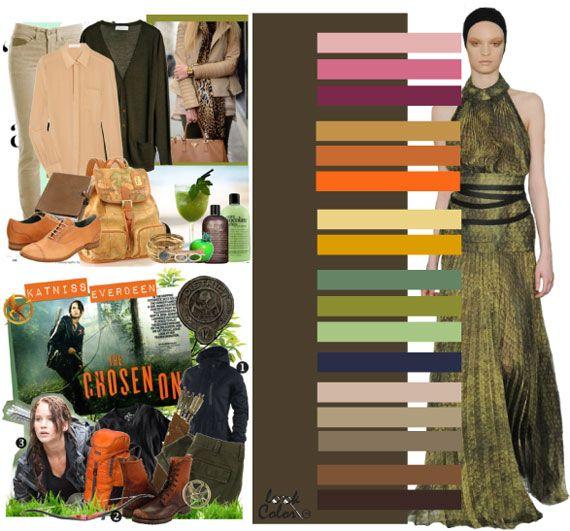 Як поєднувати кольори в одязі - фото 31