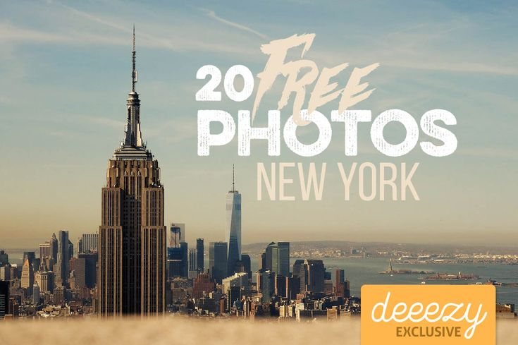 20 New York Photos   Deeezy - Freebies with Extended License