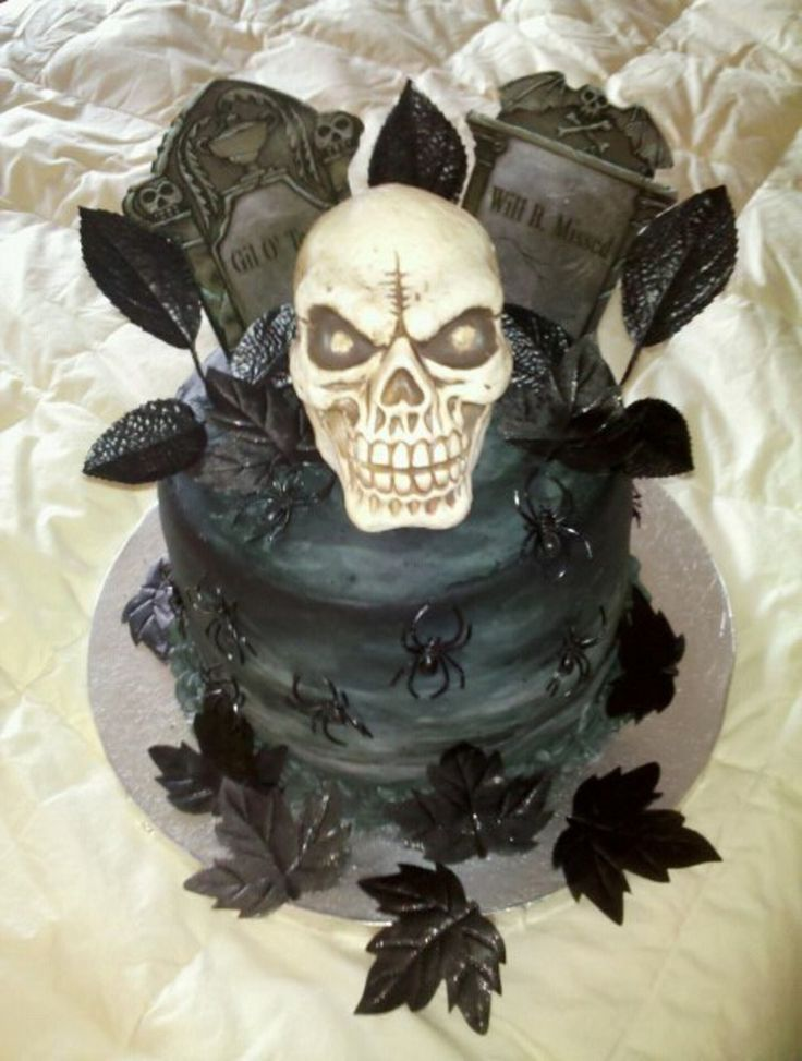 Taste Of Home Graveyard Cake Recipe