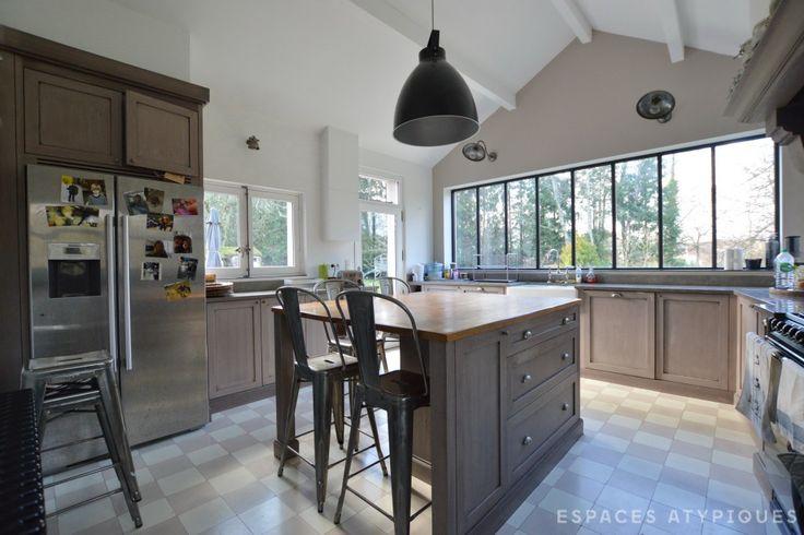 les 99 meilleures images du tableau espaces atypiques yvelines sur pinterest agence ea et achat. Black Bedroom Furniture Sets. Home Design Ideas