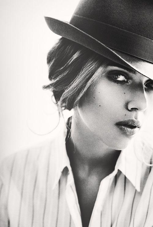 Scarlett Johansson | by Vincent Peters