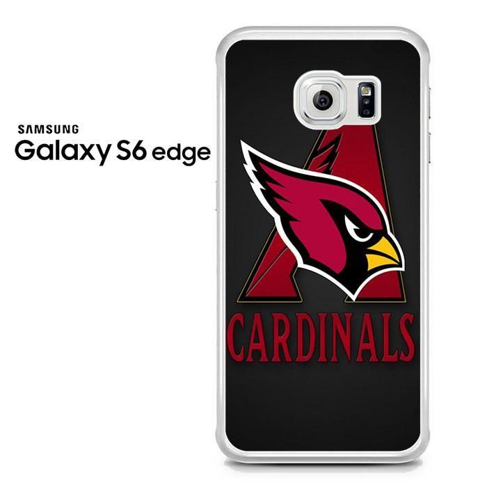 Arizona Cardinals Sports Logos Samsung Galaxy S6 Edge Case