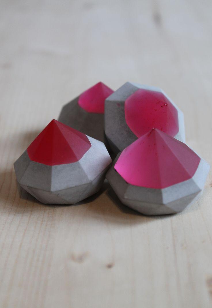 DIY Gießharz/Resin, mit Gießharz und Beton bastel , die step for step Anleitun…