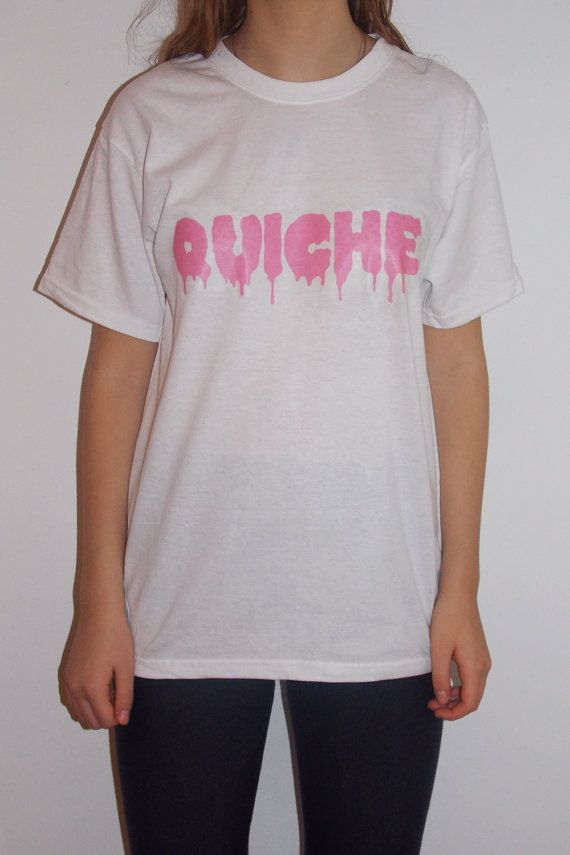 Quiche Ja'mie Private School Girl TShirt by MermaidMotelGiftShop, £9.00