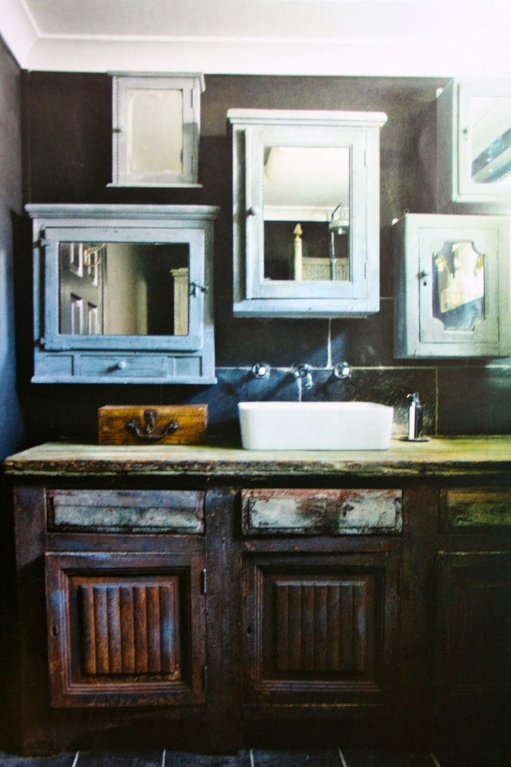 Rustic Medicine Cabinet With Mirror 17 Best Images About Vintage Medicine Cabinet On Pinterest