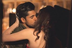 #GautamGulanti #MTVBigF Kissing on Television Show