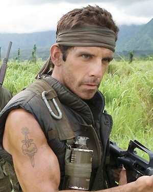 Ben Stiller, BEFORE he had gray hair. Sometimes he looks hot and sometimes he doesn't.