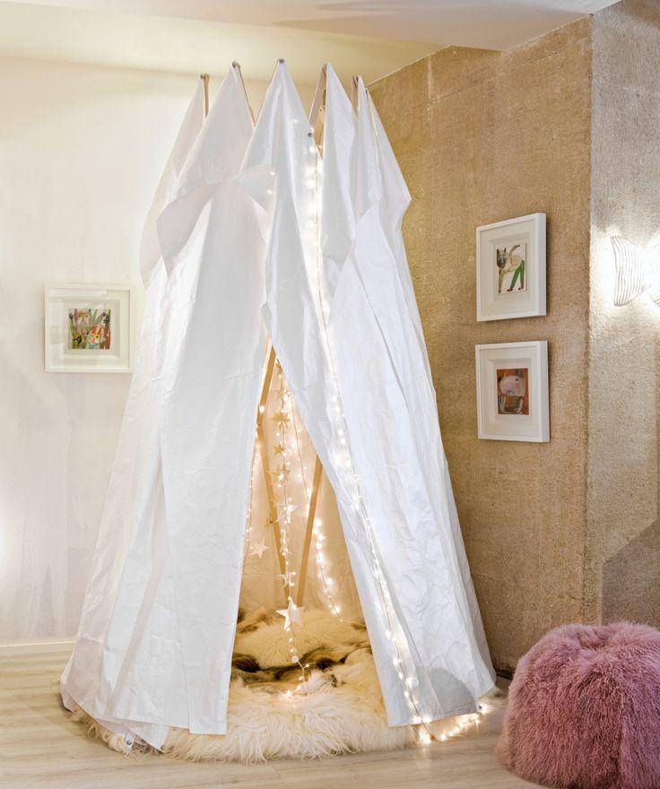 Houd een carpet picknick in deze romantische tent   | roomed.nl