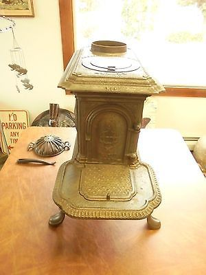 Antique Shear-Packard & Co #2 1852 Parlor wood Stove