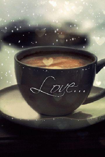 Post #: Café com muito amor !