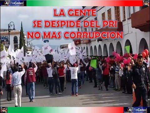 DEL MAZO no llena ni en cierre de campaña Atlacomulco coincide con Mitin...