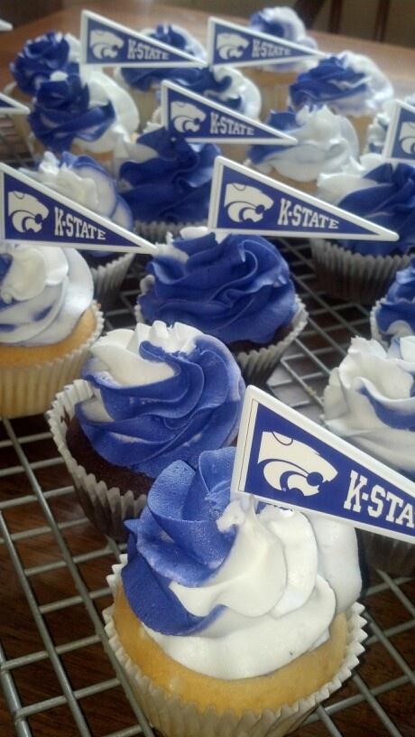 K-State Cupcakes