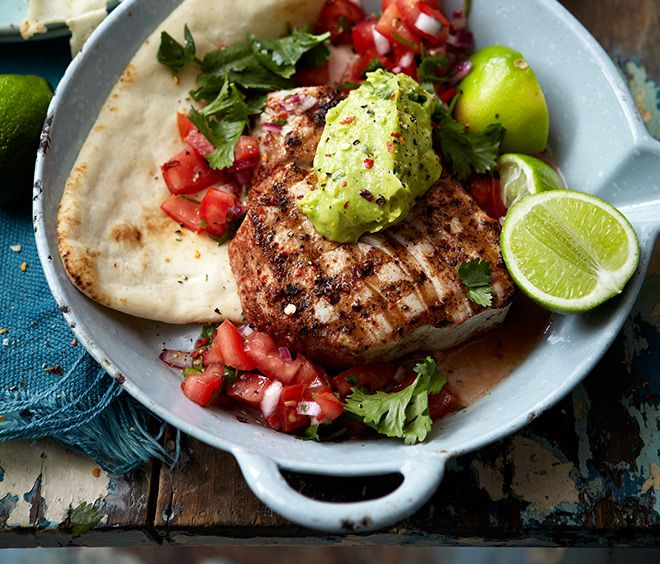 We're bringing together the best of South African cooking and Mexican flavour with this delectable tuna tortilla recipe. Weber not included.