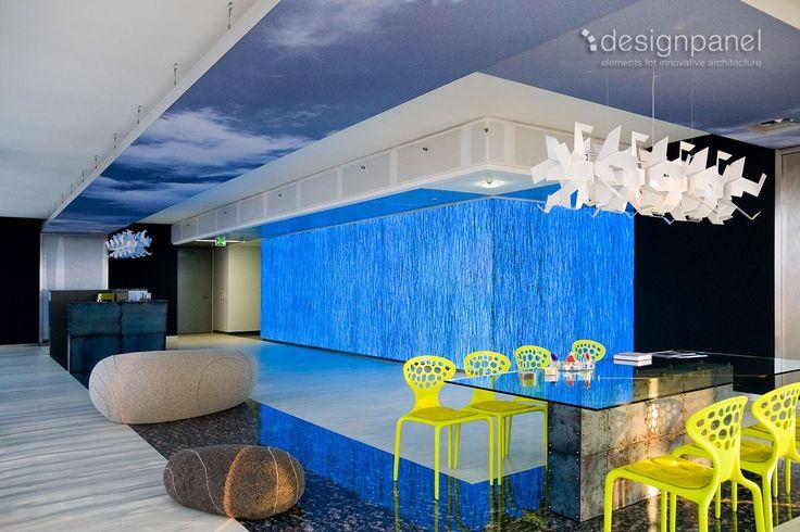 Ecologic resin wall tiles DESIGN PANEL by MATERIALINNOVATIVI