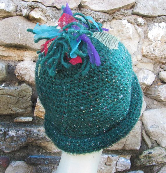 Dont t walk  outside without a nice hat....................... by talma vardi on Etsy
