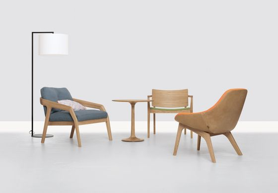 Friday by Zeitraum | Lounge furniture / Waiting area | Seating