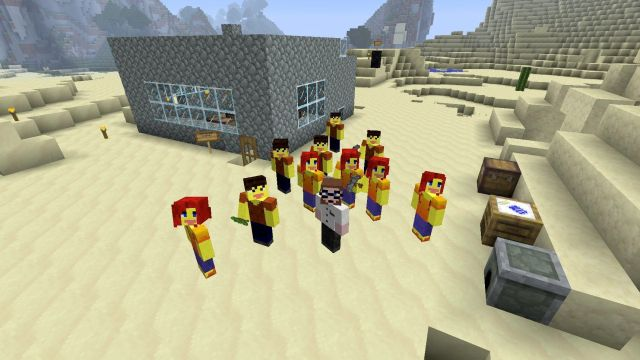 ARTICLE - Educational building blocks: how Minecraft is used in classrooms