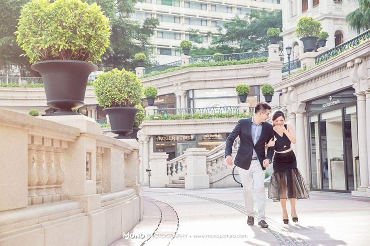hongkong macau prewedding