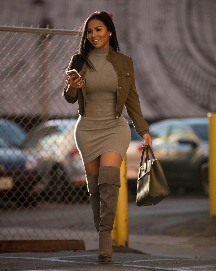 430 best enge kleider images on pinterest tight dresses - Enge kleider ...