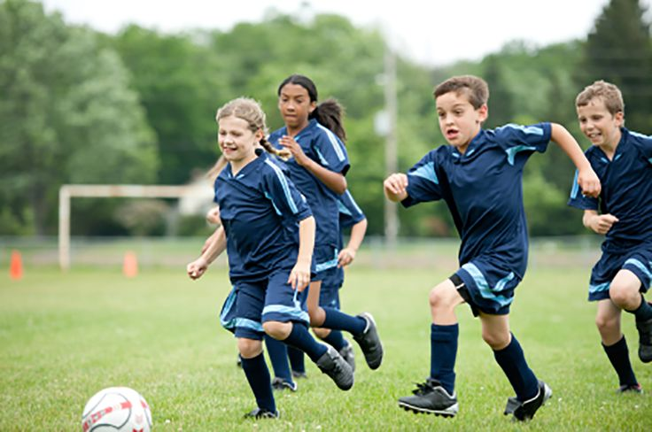 Keep kids active this summer with these 12 fun soccer games.