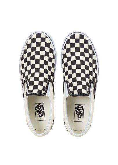 9660ffb8024f02 Vans checkerboard slip-on pro en toile blk whtchckerbo vans - femme